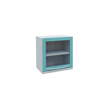Medical wall mounted cabinet