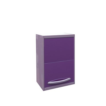 Wall mounted medical cabinet (hygienic)
