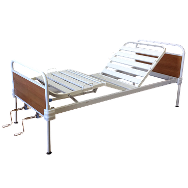 4-section bed with fixed backs