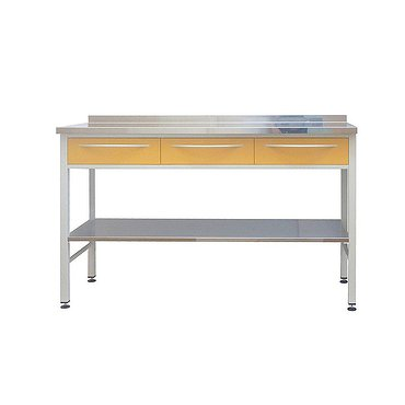 Medical table for for auxiliary equipment