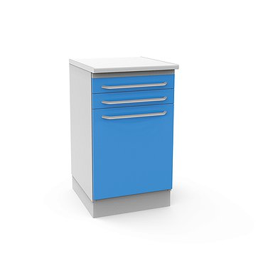 Medical drawer unit