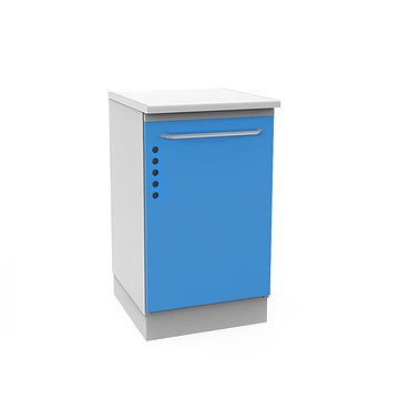 Medical bactericidal drawer unit