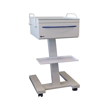 Medical mobile table for implant surgeon