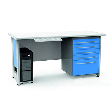 Desk for doctor (length 1500mm)
